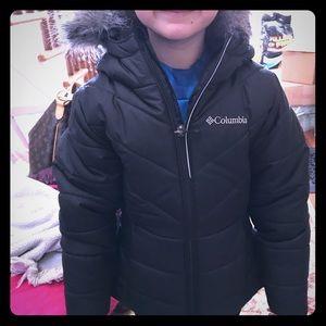 Columbia Katlyn Insulated youth girls jacket